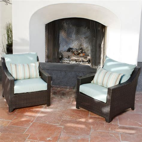 rst brands bliss club chair 2 pack