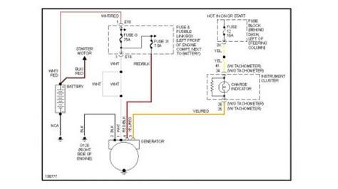 1999 Nissan Sentra Alternator Wiring Diagram by Brake And Battery Lights Blinking I A 1998 Nissan