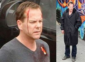Photos of Kiefer Sutherland Filming Final Scenes of 24 ...