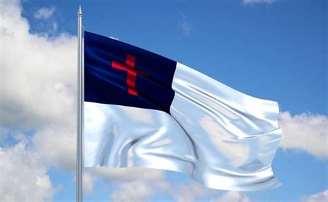 What Flag Is White With A Red Cross In The Middle - About ...