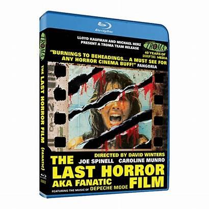 Horror Last Film Fanatic Blu Ray Aka