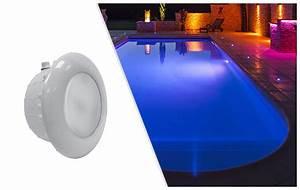 Projecteur De Piscine : projecteur led 1 11 rgb abs blanc piscine b ton liner ~ Premium-room.com Idées de Décoration