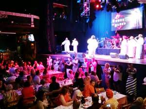 House of Blues Gospel Brunch Las Vegas