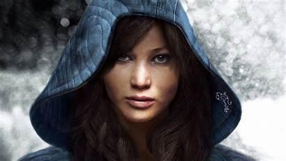 Katniss Everdeen Hunger Games Mockingjay Wallpapers Fan