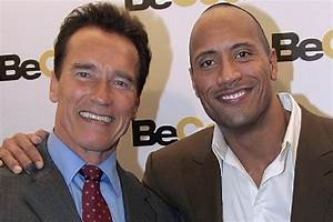Could Dwayne 'The Rock' Johnson Battle Arnold ...