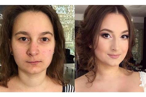 makeup transformation   mua goar avetisyan newbeauty