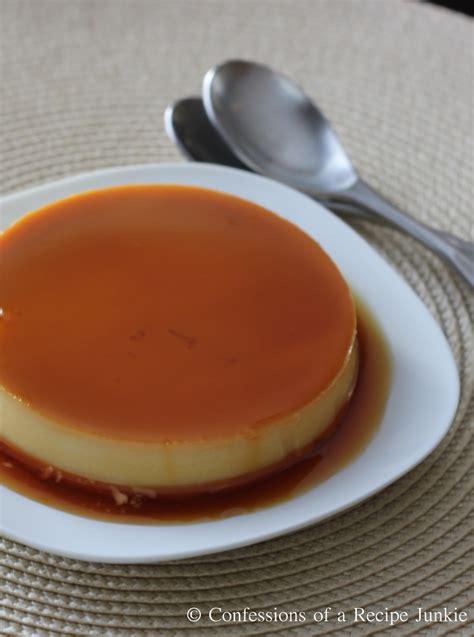 caramel flan flan de caramelo caramel flan recipe dishmaps