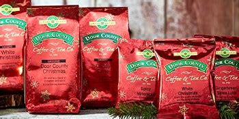 ☕️ roasting the world's best coffee since 1993 ☕️ hand crafted in door county, wi. Amazon.com : Door County Coffee, Holiday Flavored Coffee, Candy Cane, Peppermint Flavored Coffee ...