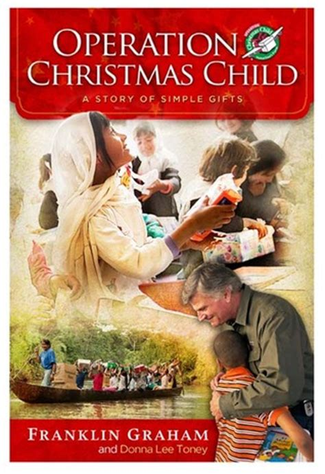 operation christmas child a story of simple gifts by