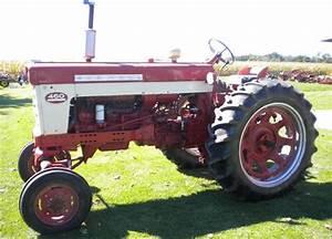 Farmall 460 Gas Tractor For Sale