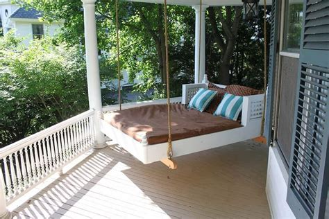 excellent outdoor swing bed designs  ultimate relaxation