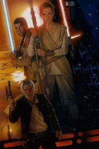 Poster Star Wars : drew struzan talks about his force awakens teaser poster ~ Melissatoandfro.com Idées de Décoration