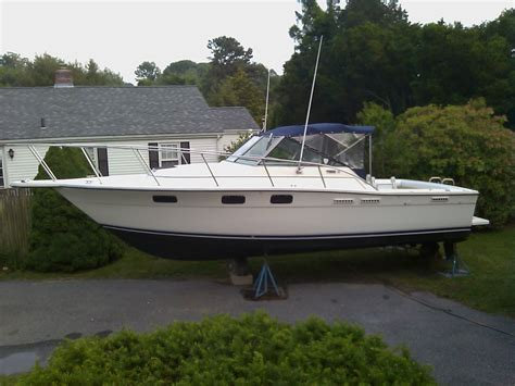 Lowe Boats Complaints by 1990 Tiara 2700 Project The Hull Boating And