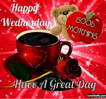 Wednesday Morning Happy Quotes Greetings Lovethispic Hump