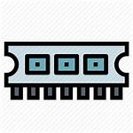 Chip Electronic Ram Memory Icon 512px