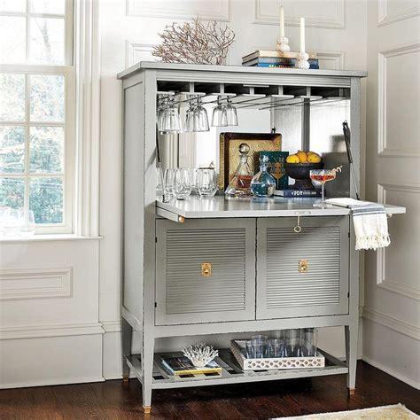 mirrored bar cabinet biaggi gray wood mirrored bar cabinet
