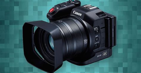 Canon's Compact Xc10 Does High-quality 4k Video Recording