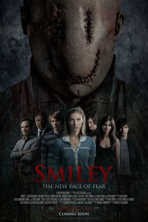 movie with smiley face with 3 eyes