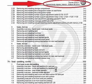 Vw Touran User Manual Download