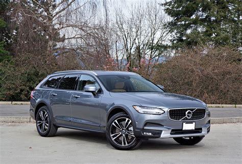 2017 Volvo V90 Cross Country by 2017 Volvo V90 Cross Country T6 Awd Inscription Road Test