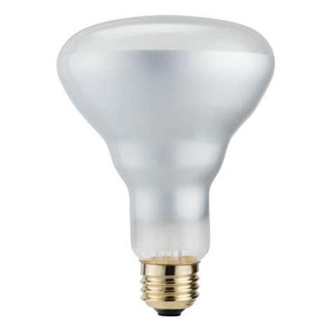 philips ecovantage 50 watt halogen br30 flood light bulb
