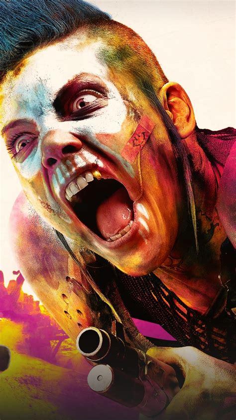 wallpaper rage  poster  games