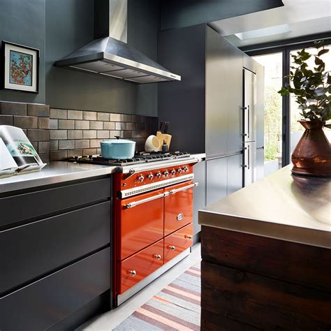 kitchen designs with range cookers kitchen appliance layout ideas that are genius 8033