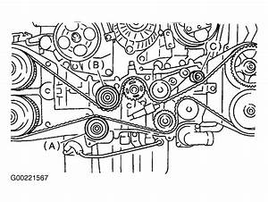 Subaru Forester Timing Belt Diagram