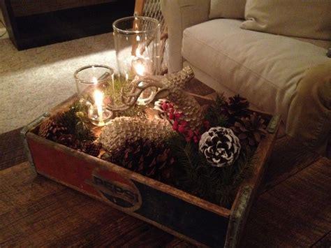 christmas coffee table decor photograph my christmas coffe