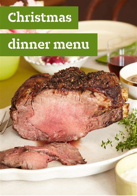 Prime rib roast is a classic holiday dinner that is easier to make than you think with just 4 ingredients. 21 Best Prime Rib Christmas Dinner Menus - Most Popular ...