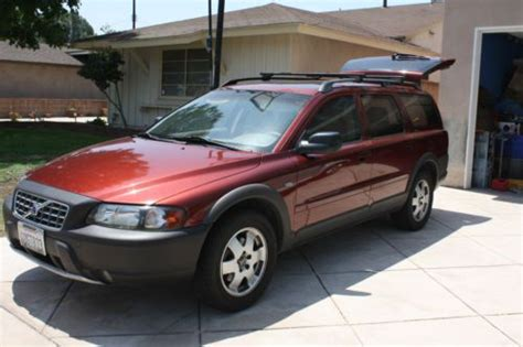 find   volvo  xc awd cross country  whittier