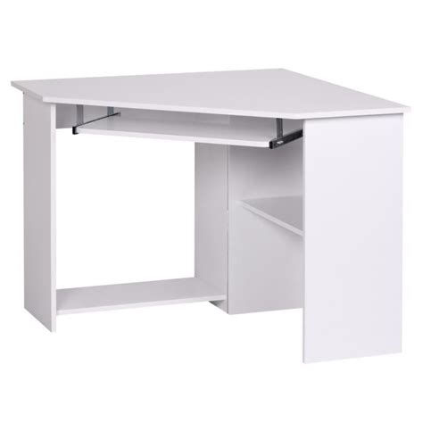 bureau d angle informatique bureau d 39 angle meuble informatique avec tablett achat