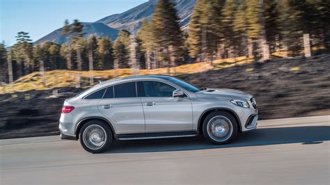 2018 Mercedes-benz Gle-class Coupe Review & Ratings