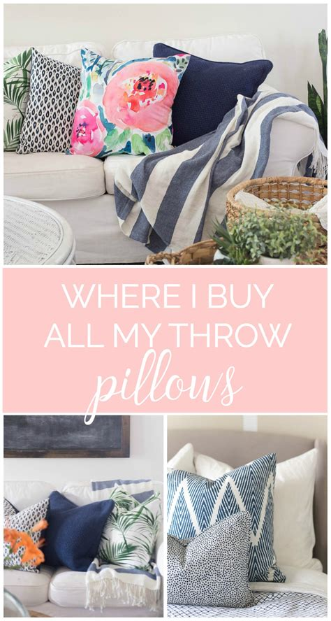 Where To Buy Pillows by Where To Buy Throw Pillows