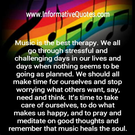Famous Music Therapy Quotes