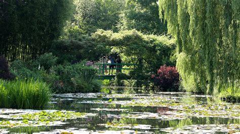 A La Découverte Des Jardins De Claude Monet