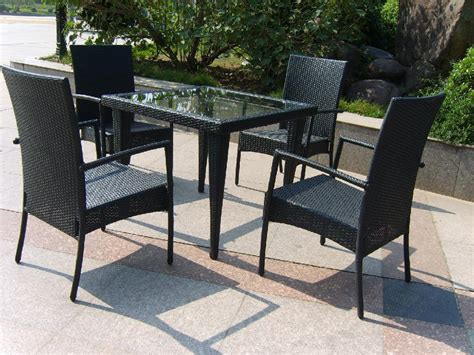 backyard tables and chairs new rattan garden furniture outdoor table and chair rattan