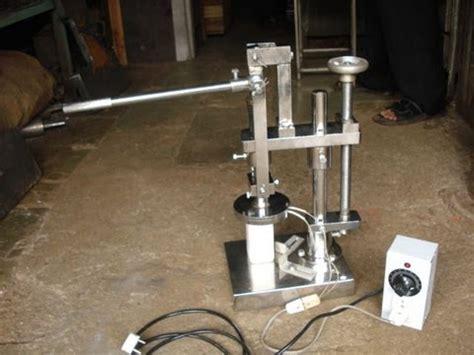 cap  foil heat sealing machine manual aluminium foil sealer hand operated cup sealer