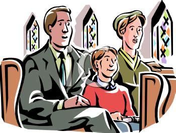 church clipart church family pencil   color church