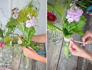 Vasen Selber Machen : tischdeko f r den abiball selber machen eine einfache ~ Lizthompson.info Haus und Dekorationen