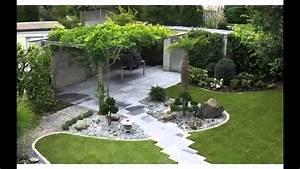 Wanddeko Für Garten : gartenideen f r kleine g rten design youtube ~ Watch28wear.com Haus und Dekorationen