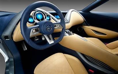 Interior Amazing Sports Nissan Concept Electric