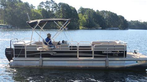 Lake Chlain Motor Boat Rentals by Pontoon Rentals Minocqua Lakeside Boat Rental Storage