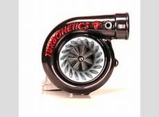Turbonetics 11257 GTK 325 Turbocharger Horsepower Range