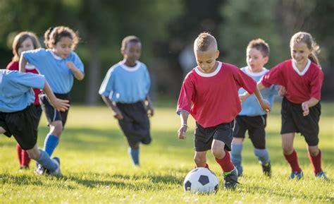 competitive sport good  kids health hq