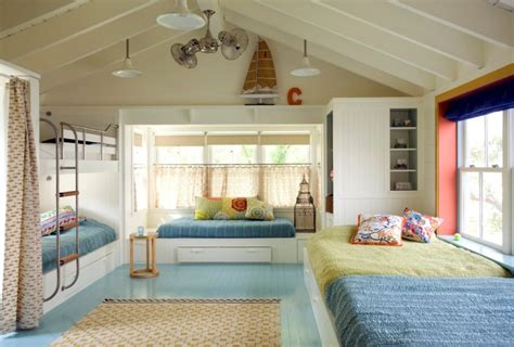 Barn Light Pendants, Vintage Ceiling Fan For Kids' Bunk