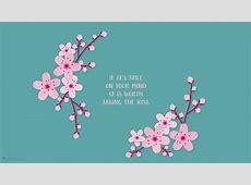 March 2016 Cherry Blossom Calendar Wallpaper Sarah Hearts