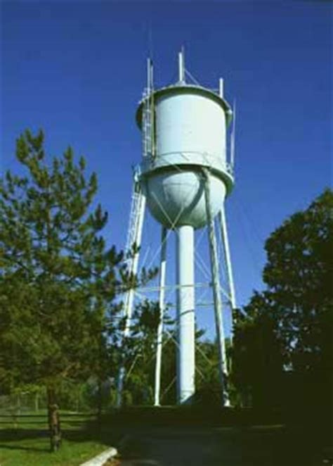 High Service Water Tower