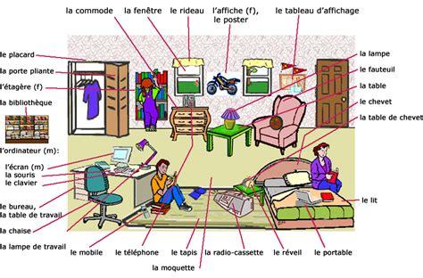 plan maison 4 chambre parlant fle français langue étrangère 2º eso niveau a1