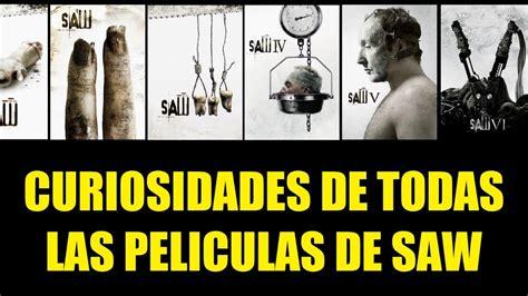 100 ideas de jigsaw peliculas. Juegos Macabros Pelicula / Peliculas.or: Recomendada ...